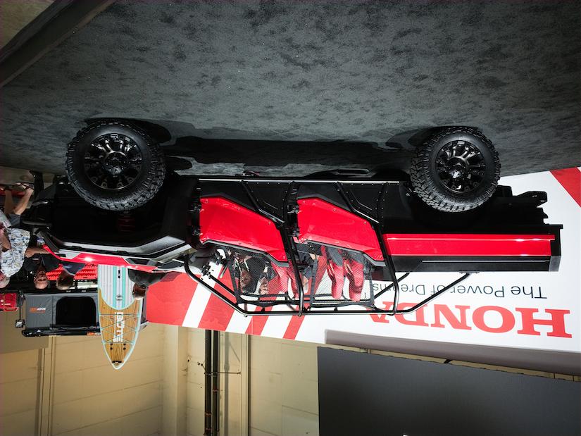 Honda's Rugged Open Air Vehicle