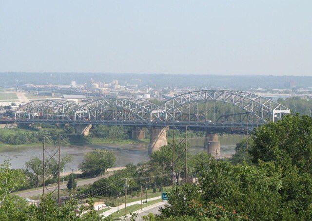 Image of Buck O'Neil Bridge