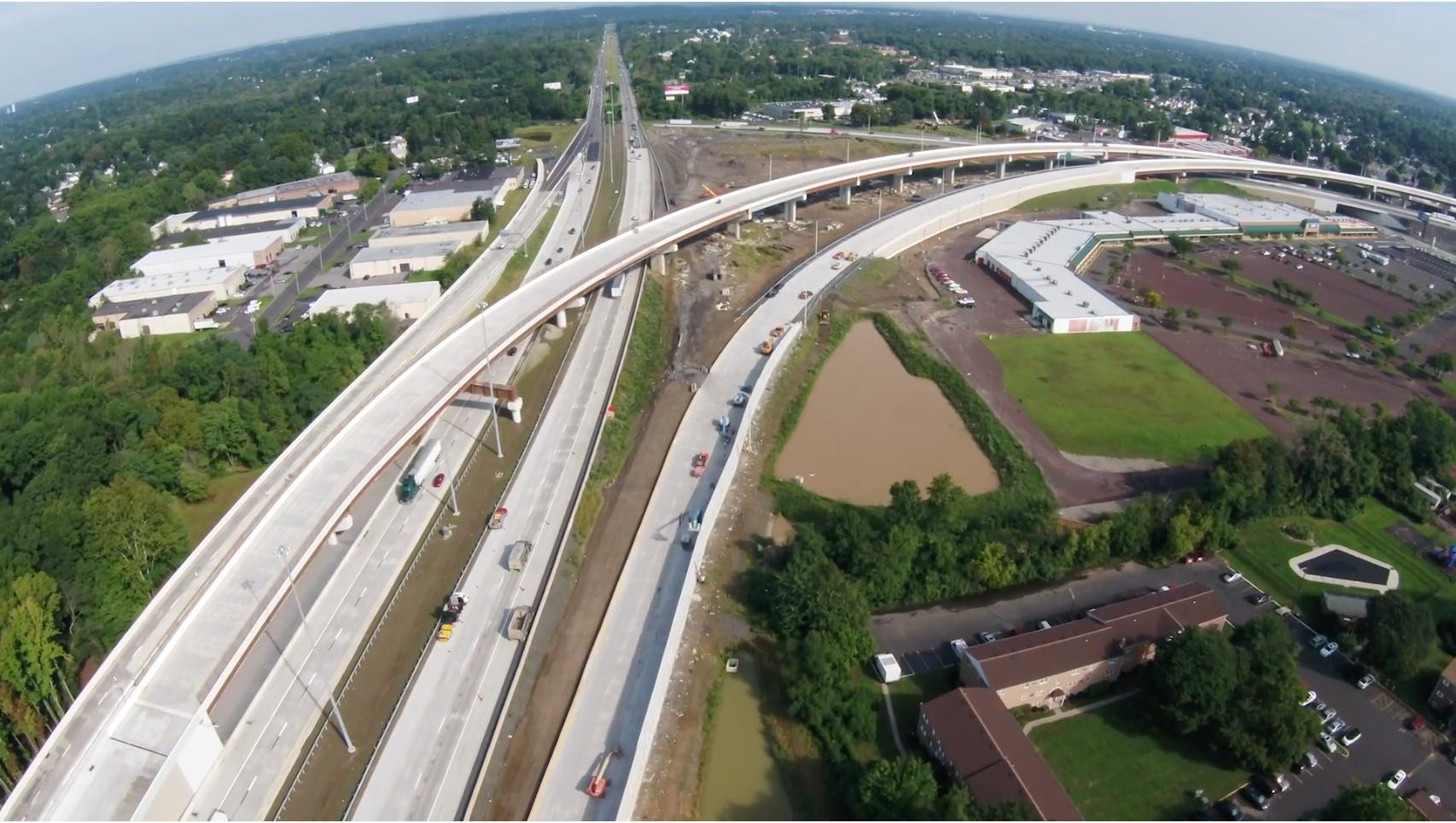 Pennsylvania Turnpike/Interstate 95 Interchange project