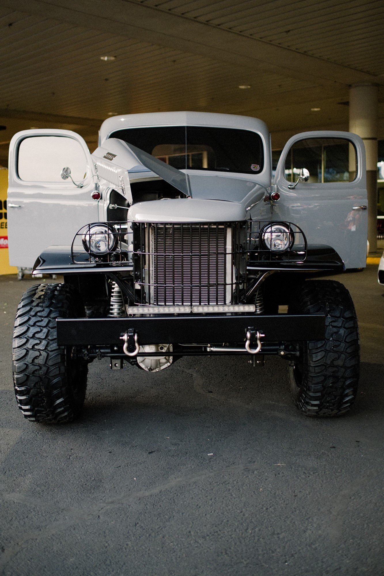 1941 Military Power Wagon front