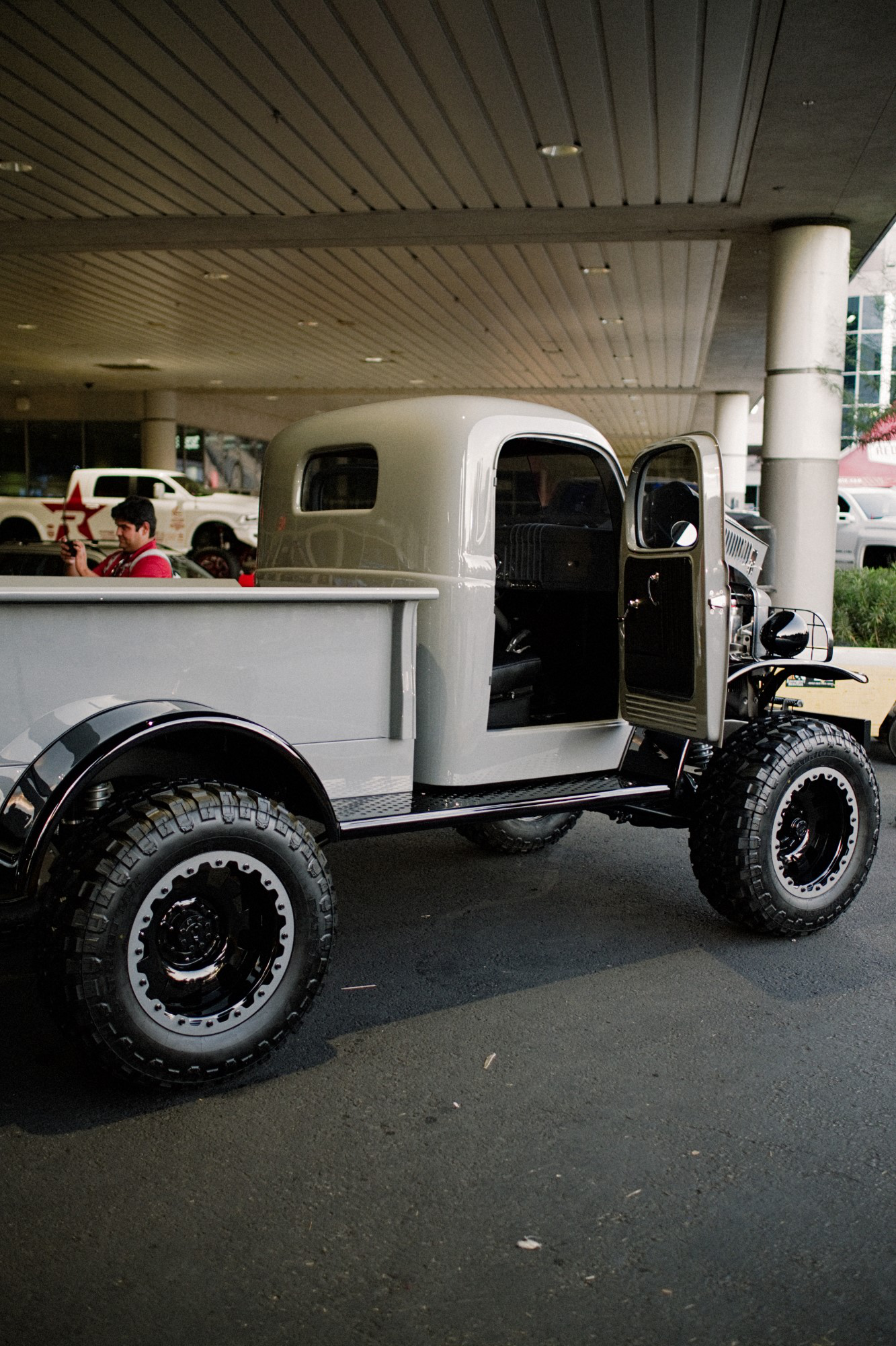 1941 Military Power Wagon side