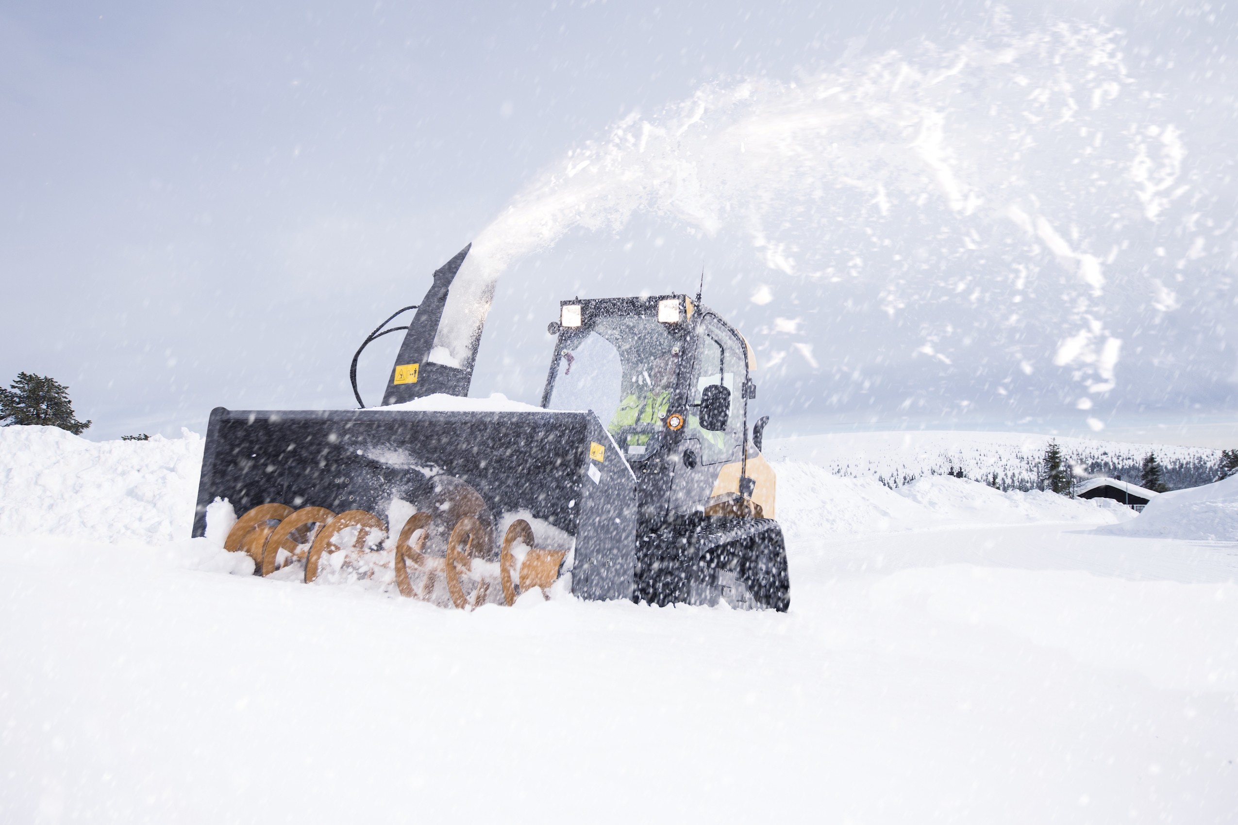14 snow attachments for skid steers, pickups, telehandlers