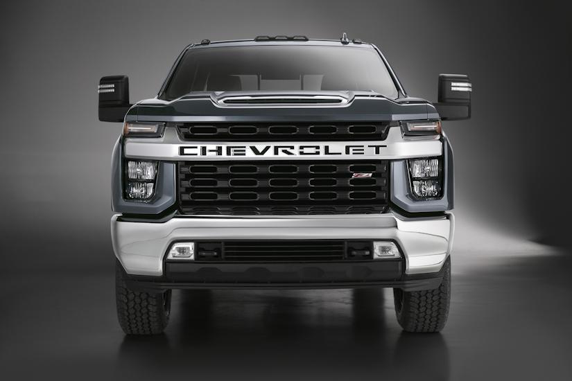 Chevrolet Heavy-Duty Pickup Truck