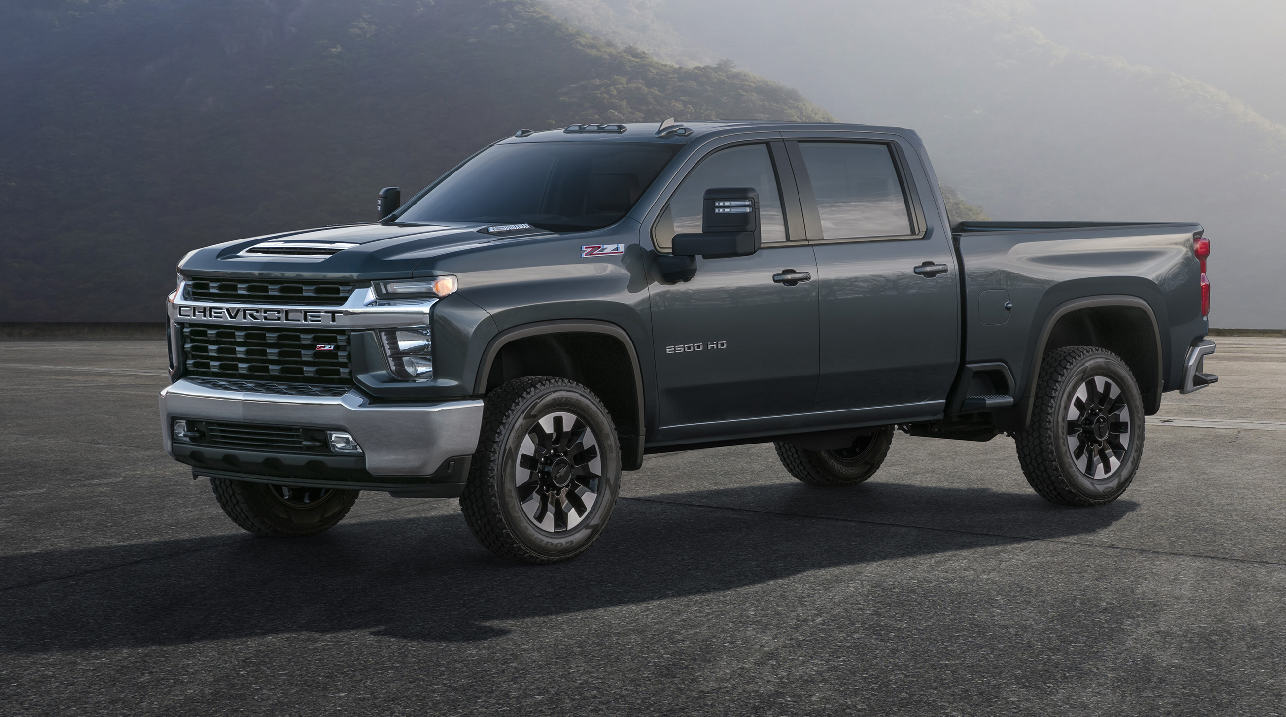 Chevrolet introduces newly redesigned 2020 Silverado HD