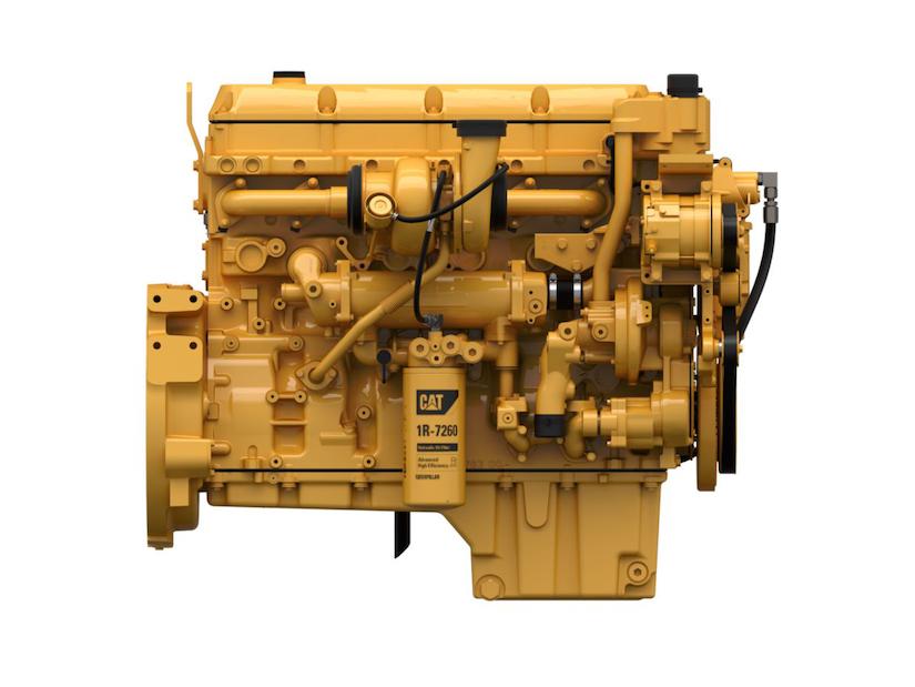 Caterpillar 12.5L C13B engine