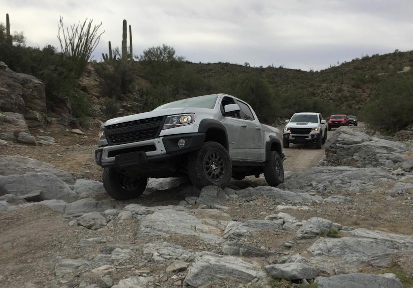 2019 Chevy Colorado