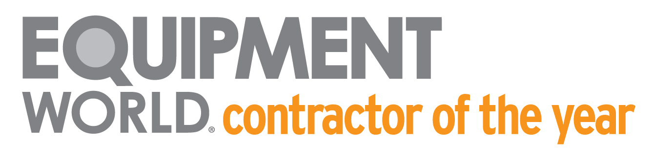 Equipment World Contractor of the Year