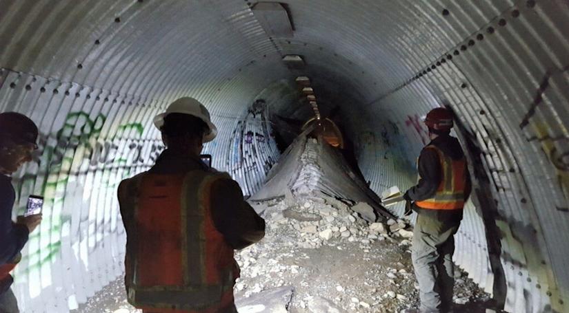 Underground Damage of Earthquake