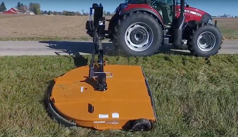 Woods' new Ditch Bank Rotary Cutters