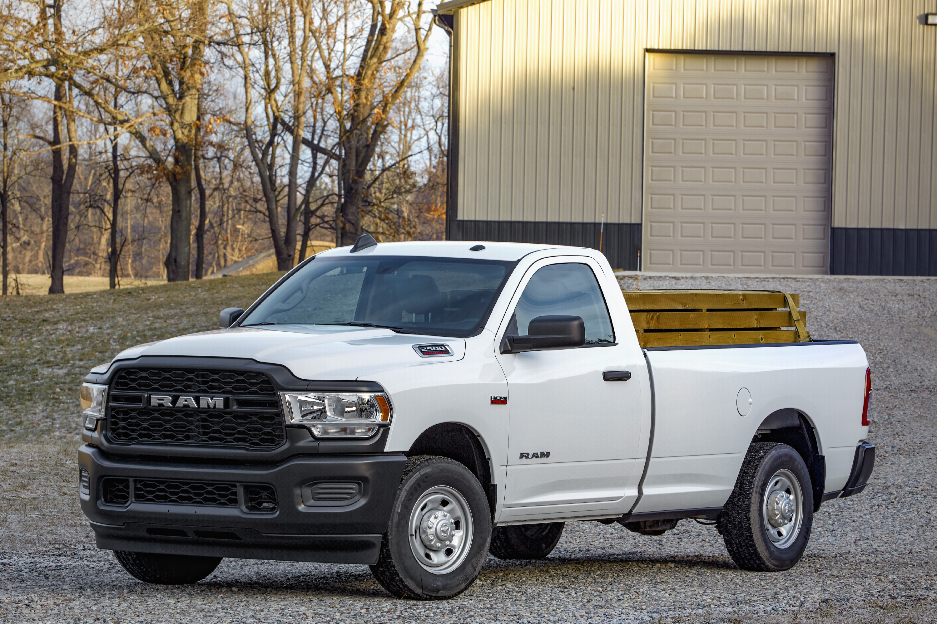 Ram 2500 Towing Capacity >> Ram Heavy Duty Truck Lineup For 2019