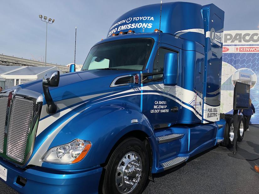 Kenworth Semi-Truck