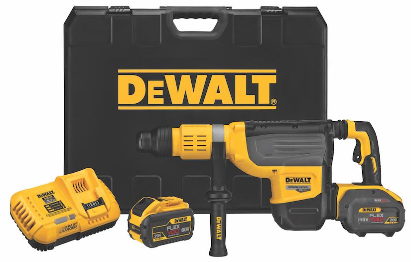 DeWalt Combination Hammer Kit