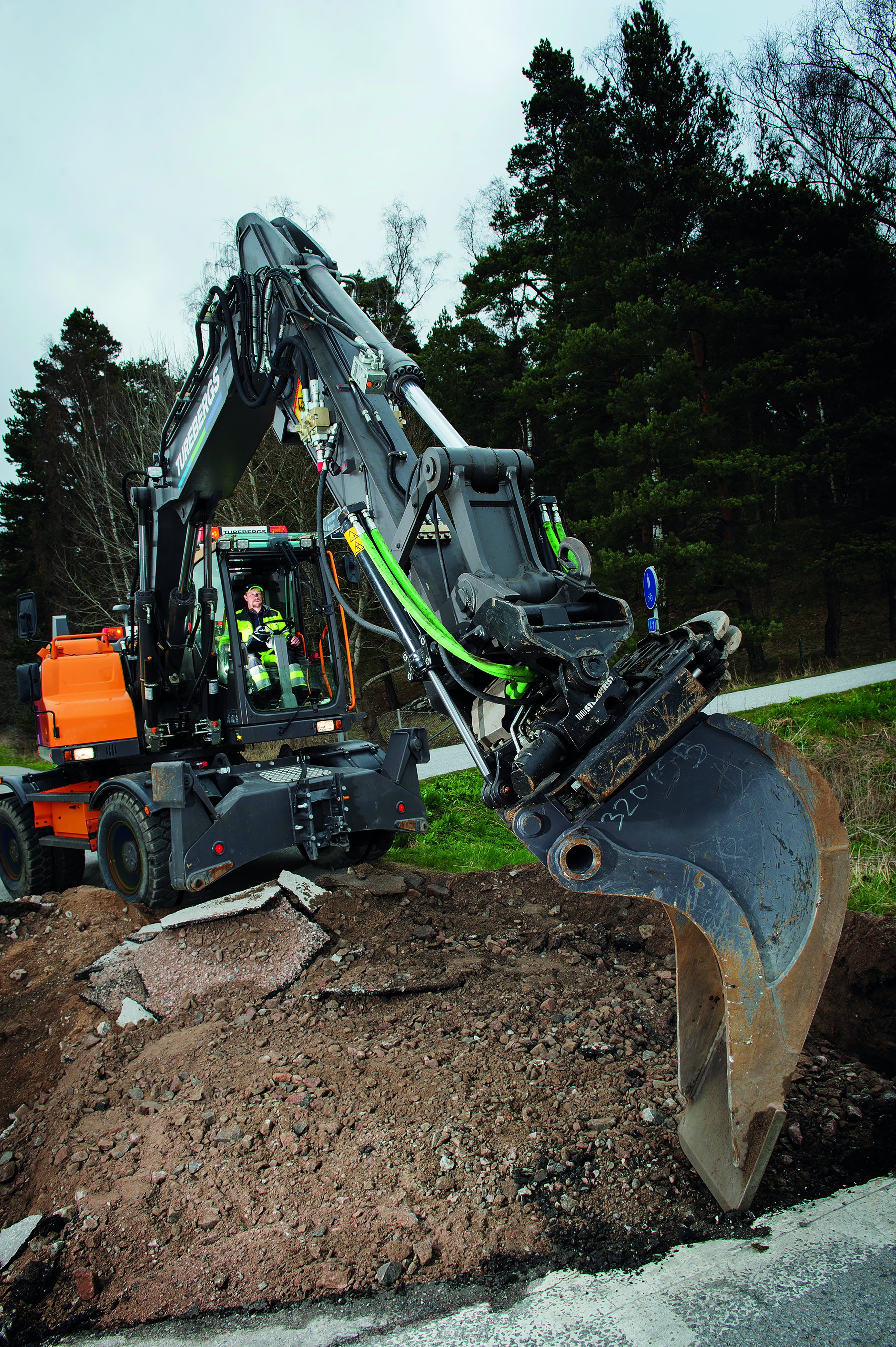 Tiltrotator demand on the rise in North America