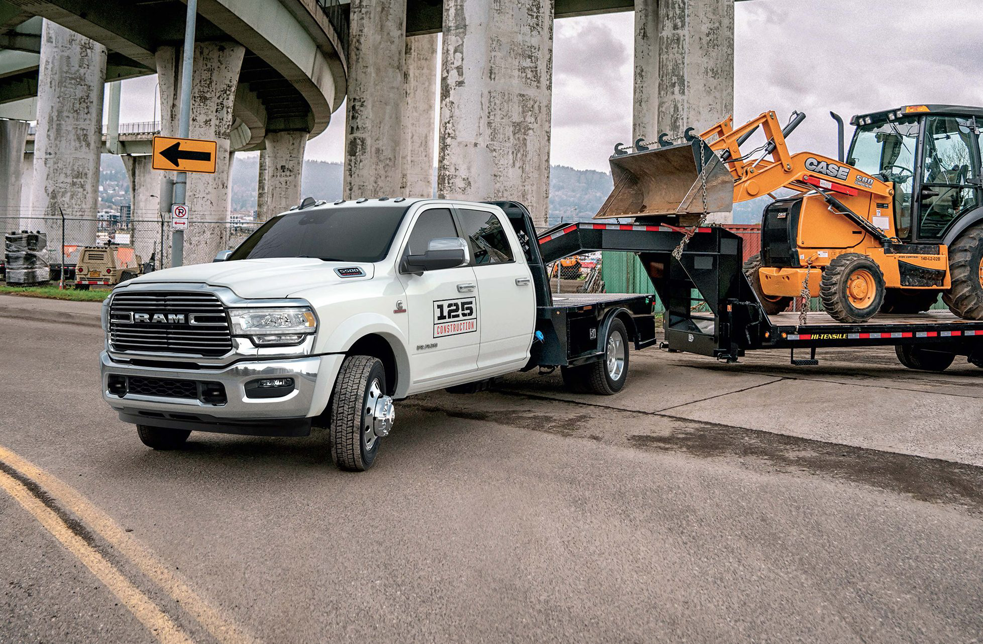 Ram introduces its 2019 Chassis Cabs truck models