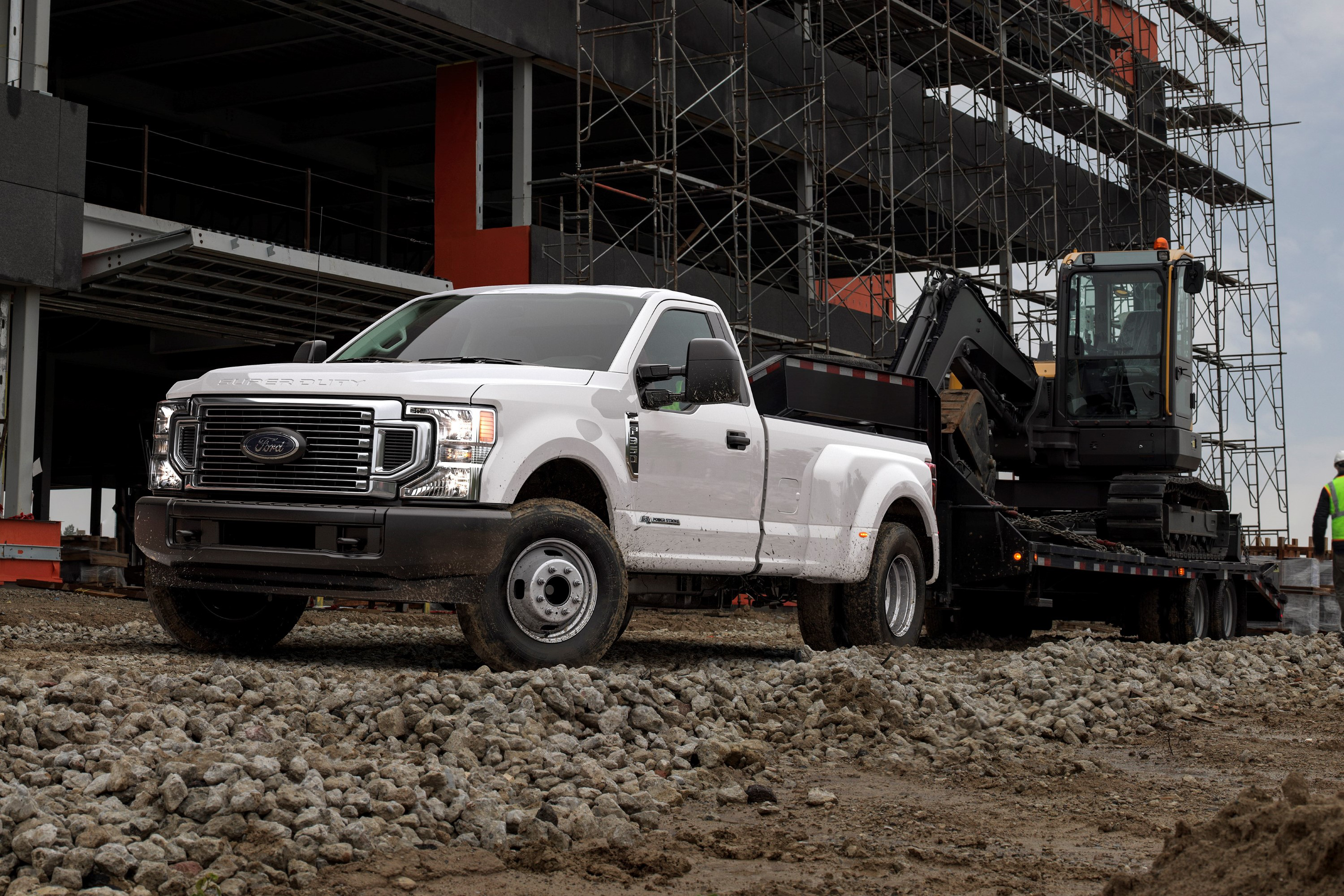 Best 2020 Trucks.2020 Ford F Series Super Duty S Best In Class Benchmarks
