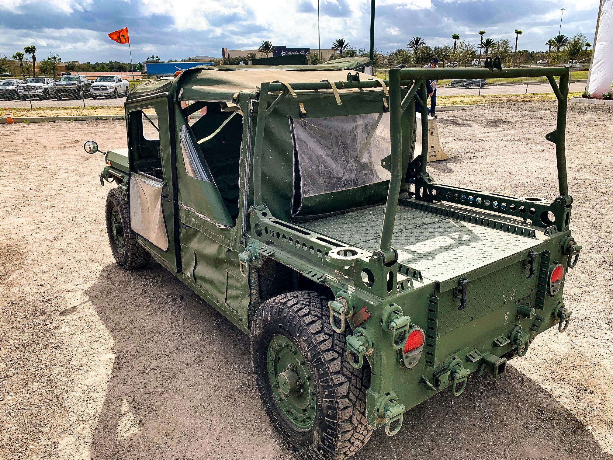 Military vehicle Growler