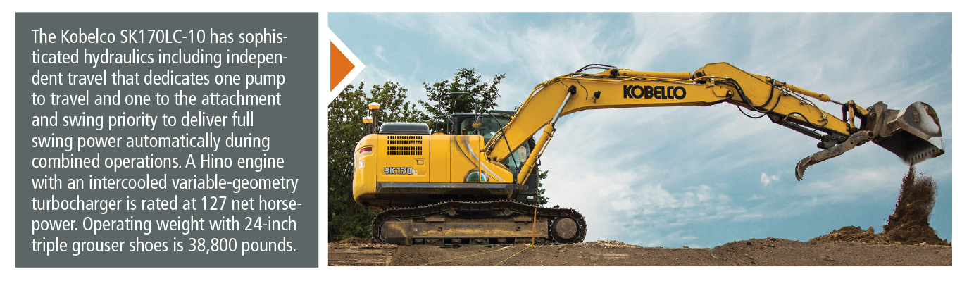 With intelligent excavators ruling the marketplace, here's