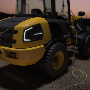 Volvo to intro new hydraulic-electric machines at Bauma