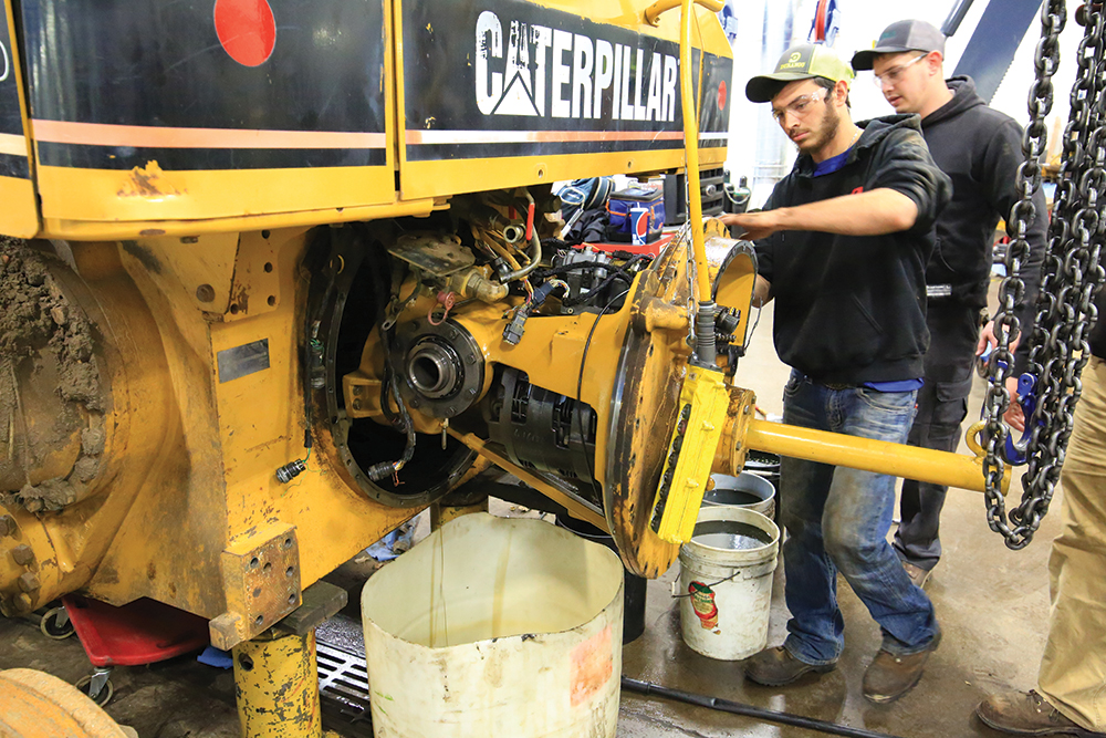 Diesel technician shortage a perfect storm gathering for decades