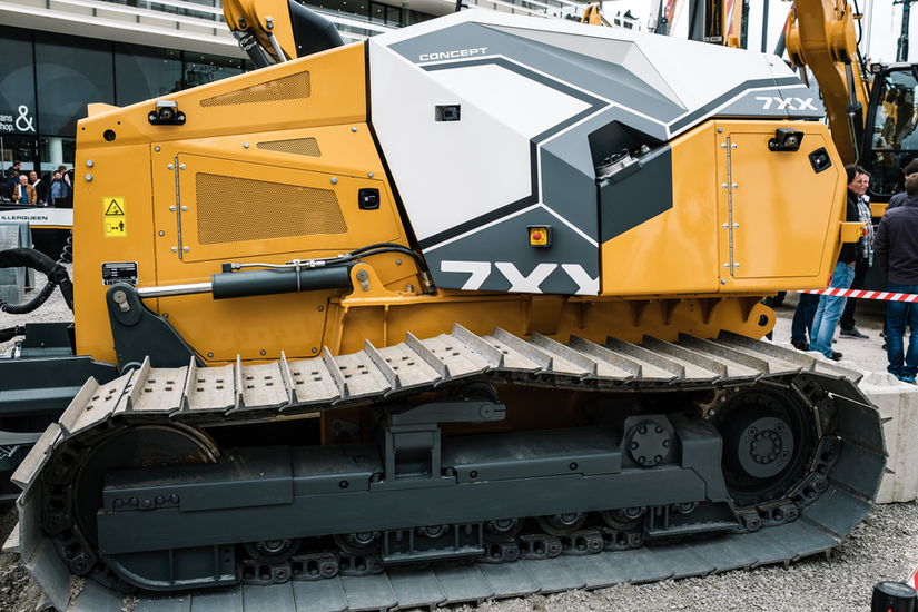 VIDEO: Liebherr's cab-less 7XX concept dozer offers glimpse at