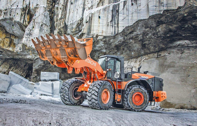 Hitachi ZW550-6 wheel loader