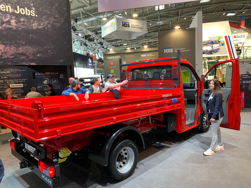 PHOTOS: The Trucks of Bauma 2019