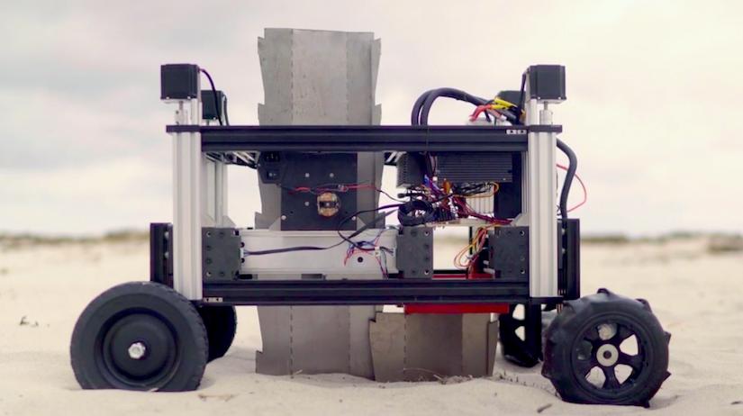 Construction Robot