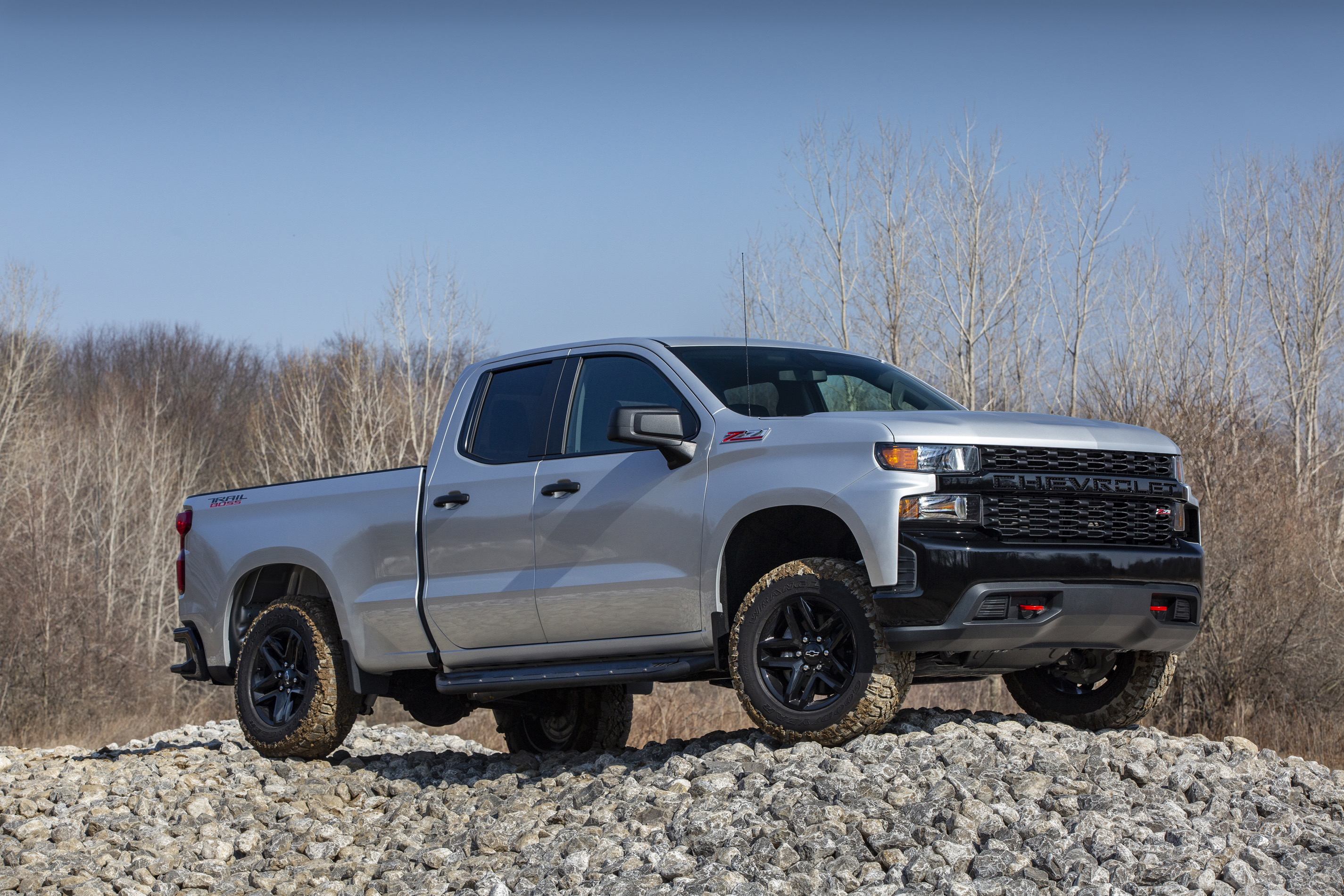 Chevrolet Unveils Silverado 1500 Trucks And Engine Options