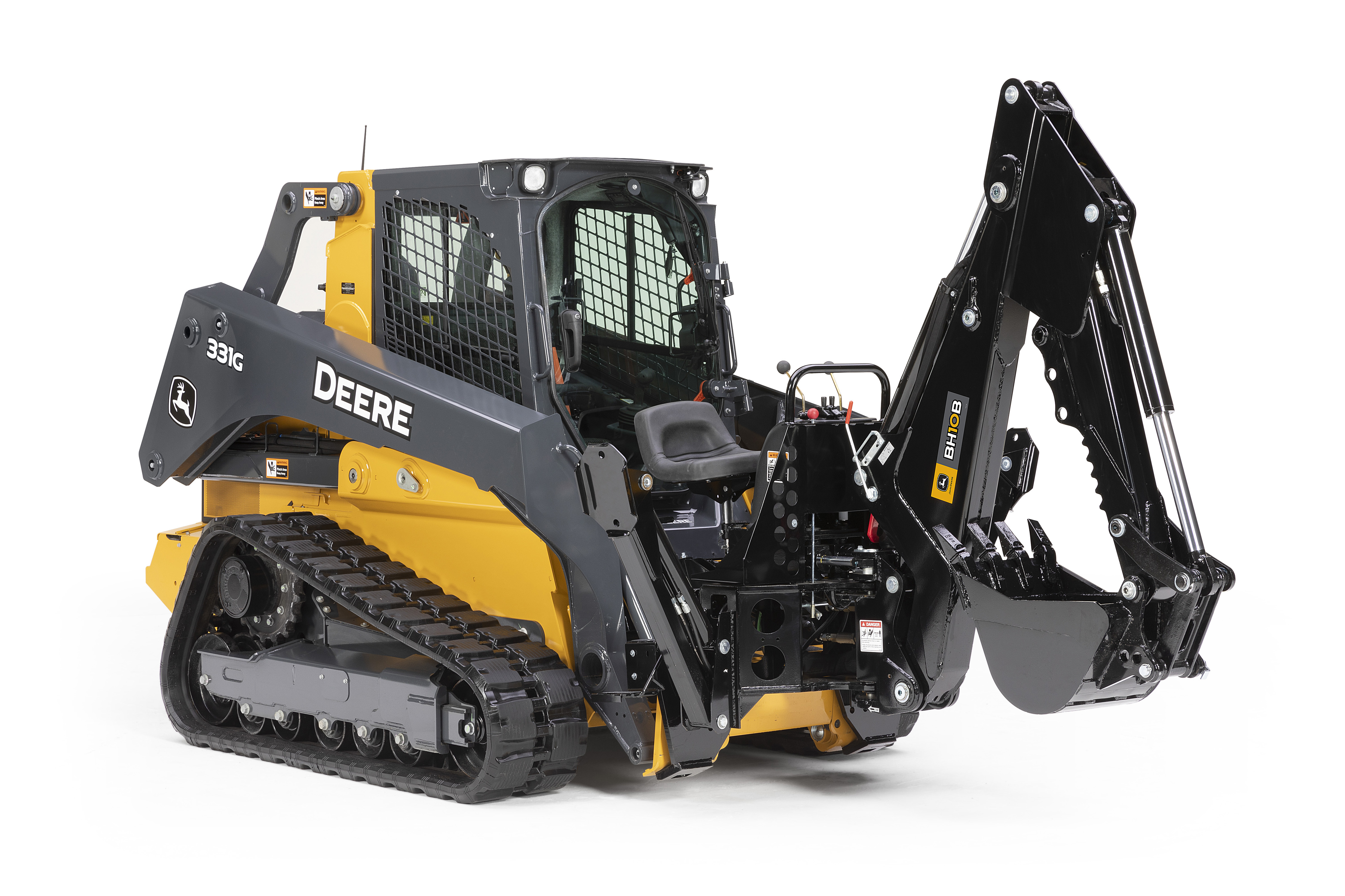 John Deere Backhoe Attachment >> John Deer Introduces Three New Backhoe Attachments