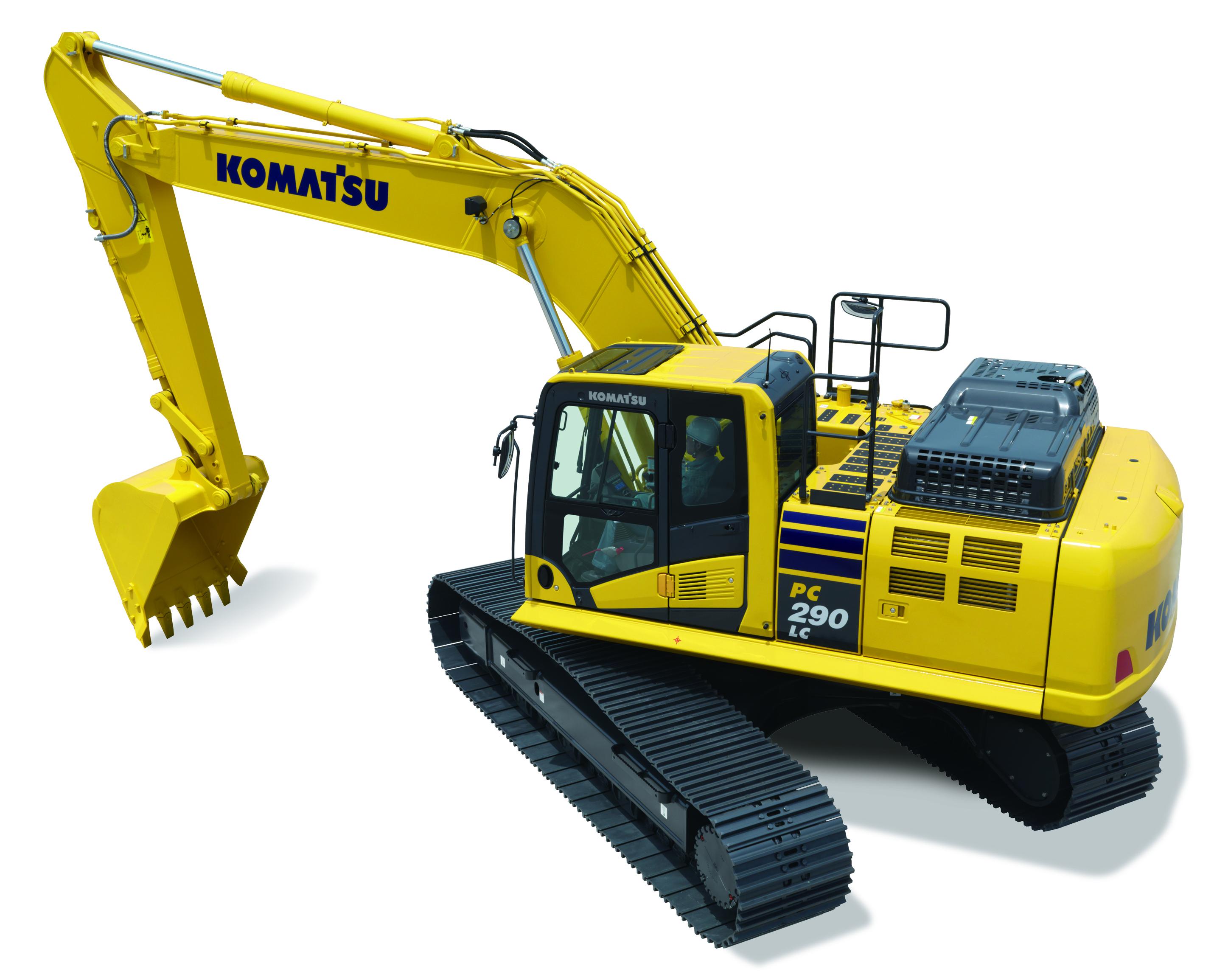 Komatsu expands semi-auto excavator lineup with new PC290LCi-11