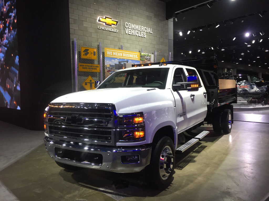 Monroe Truck Equipment >> Monroe Truck Equipment Upfits 2019 Chevy Silverado 6500hd
