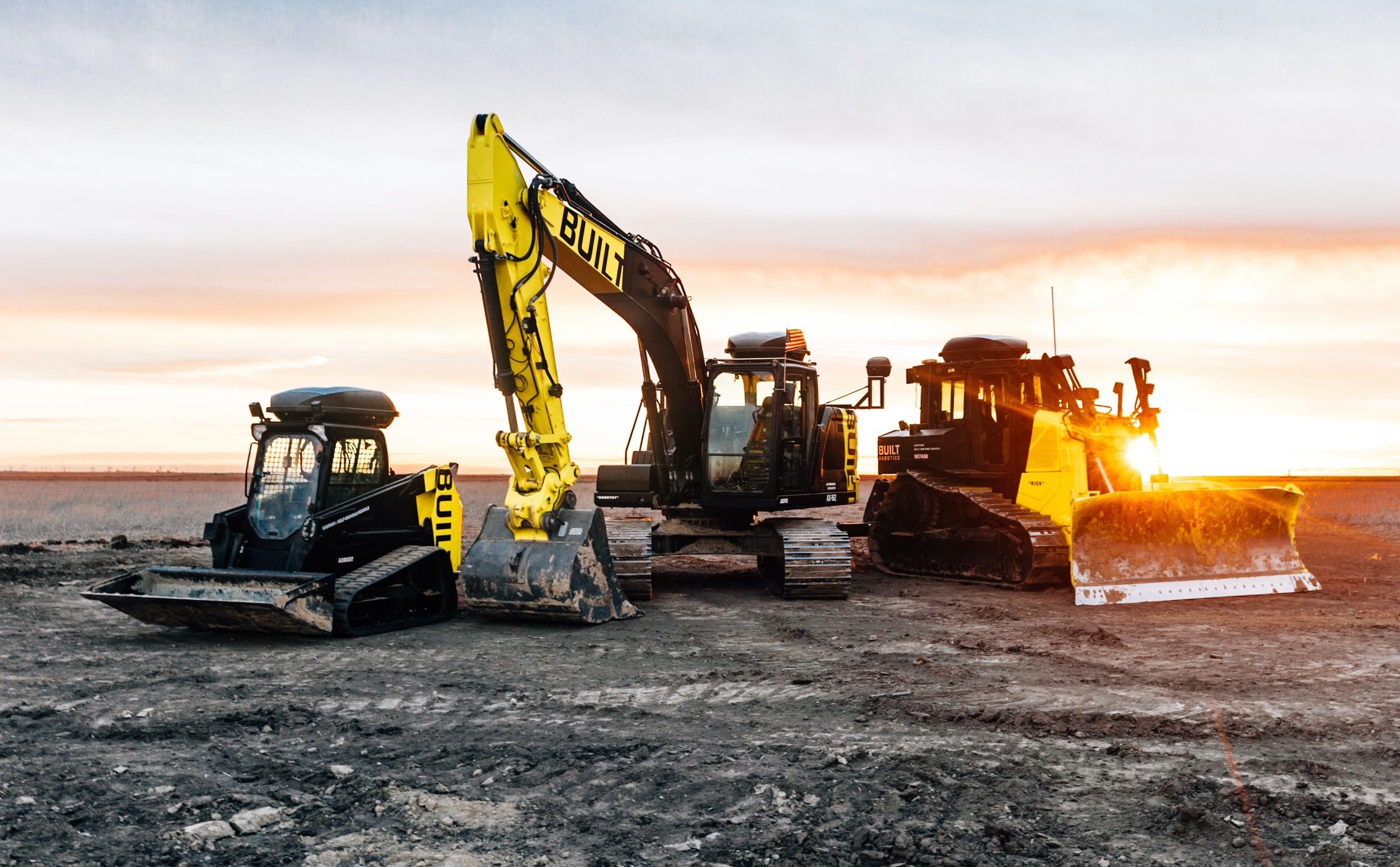 Sunstate to rent out autonomous construction equipment in