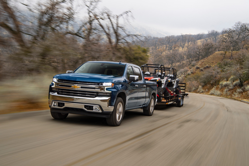 3L Duramax diesel engine for 2020 Chevy Silverado 1500