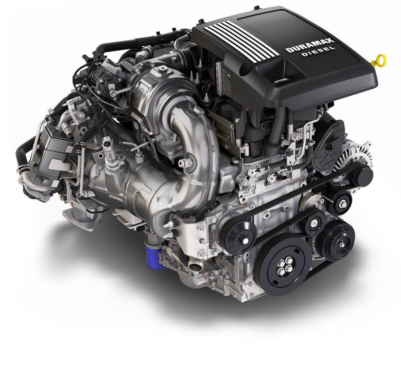 duramax diesel engine