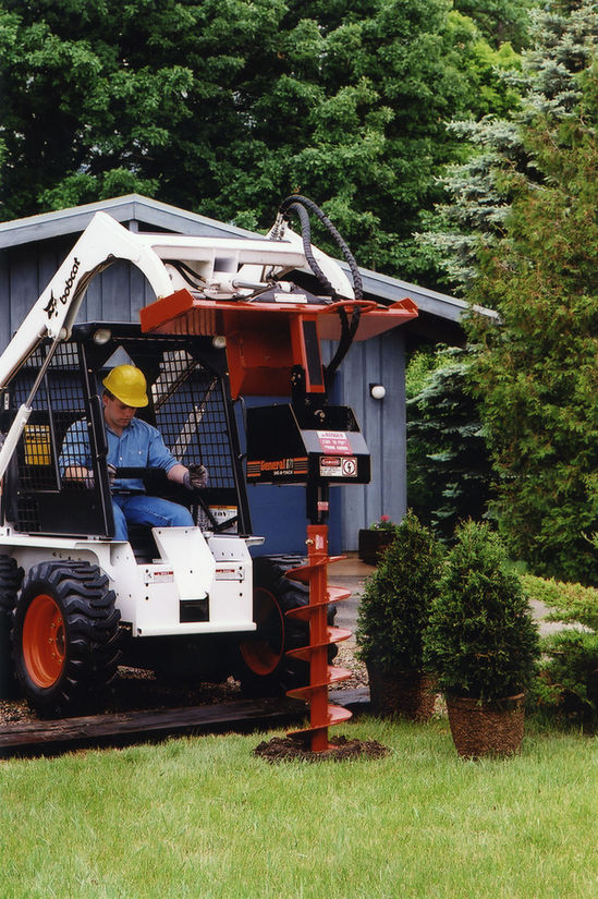 General Equipment Dig-R-Tach