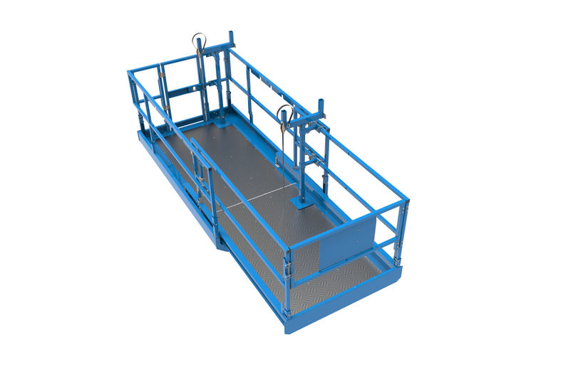 Lift Tools Material Carrier from Genie