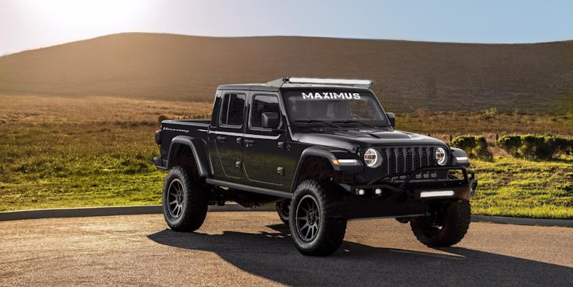 Hennessey maximus 2020 jeep gladiator