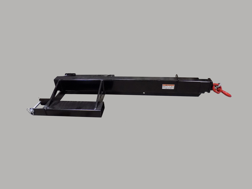 JLG fork-mounted extendable truss