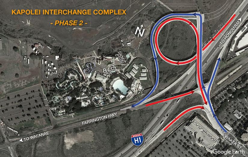 Kapolei interchange complex phase 2