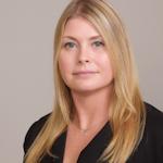 director of construction technology at Komatsu dealer Kirby-Smith Machinery, Rebecca McNatt