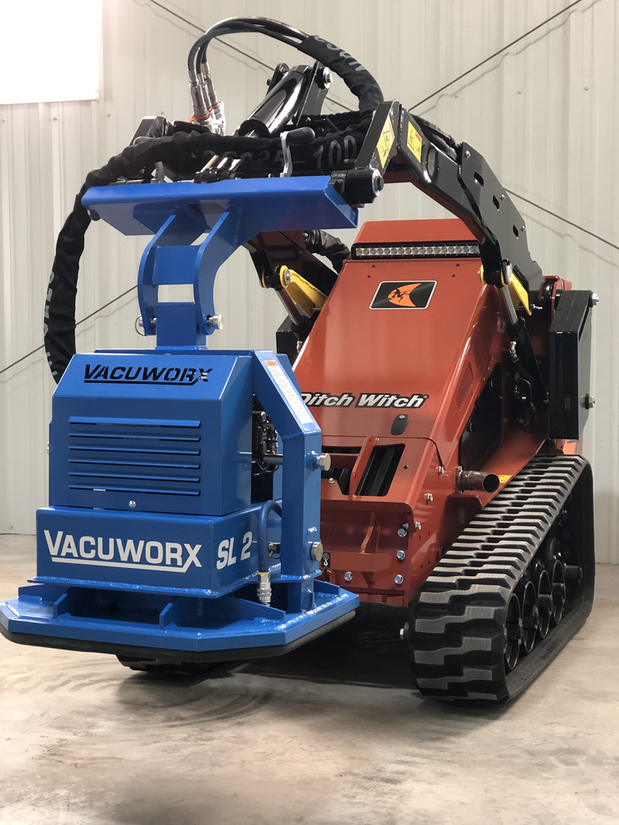Vacuworx SL 2 Subcompact Vacuum Lifting System