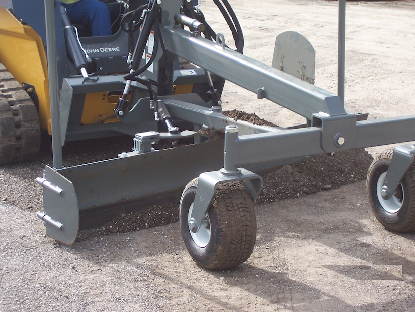 Push, grade dig and more with these 10 earthmoving attachments