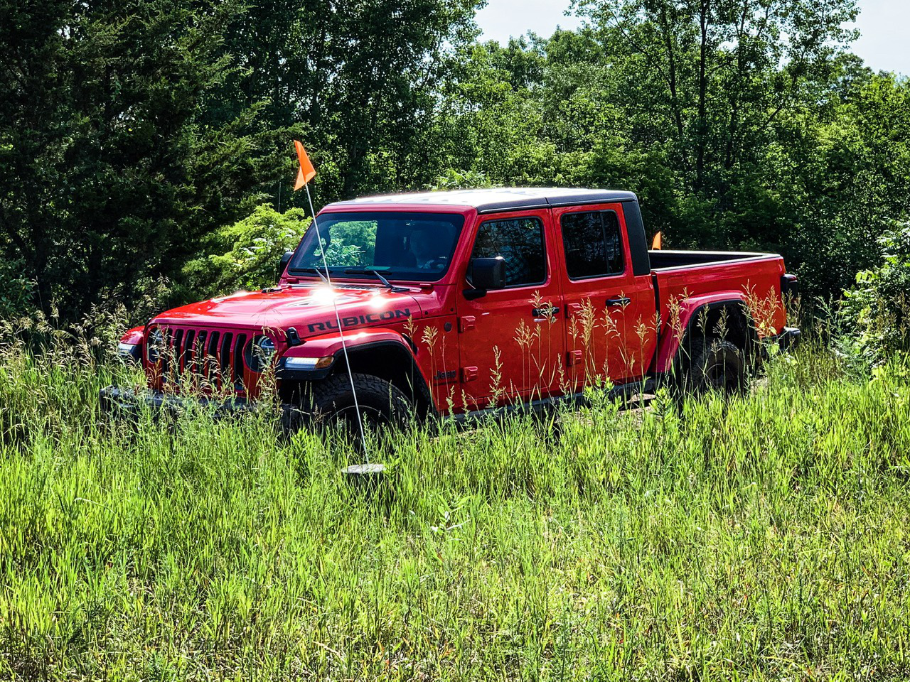 Test Drive: The Jeep Gladiator is a great truck. But is it enough truck?
