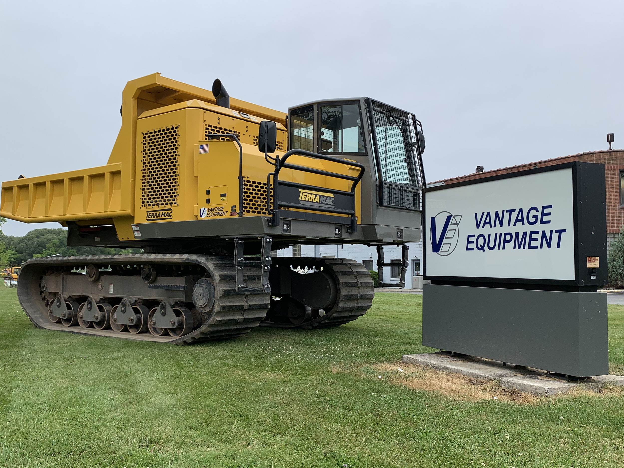 Terramac adds Vantage Equipment to dealer network