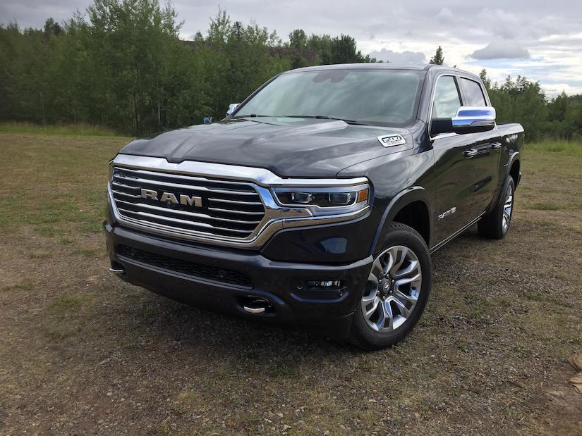 2020 Ram 1500 Laramie Longhorn