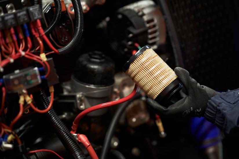 Perkins Ecoplus oil filters