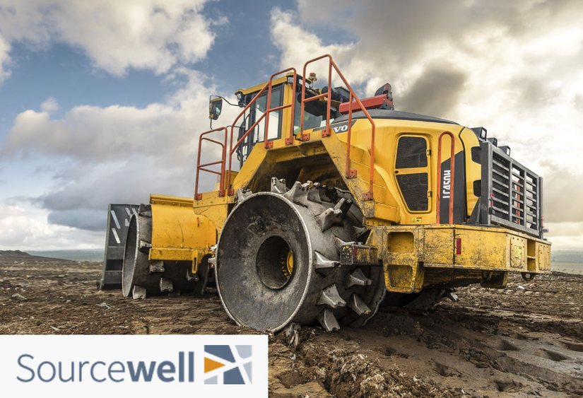 Volvo CE Sourcewell LC450H