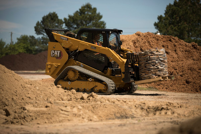 Cat unveils new D3 Series lineup of skid steers, CTLs that