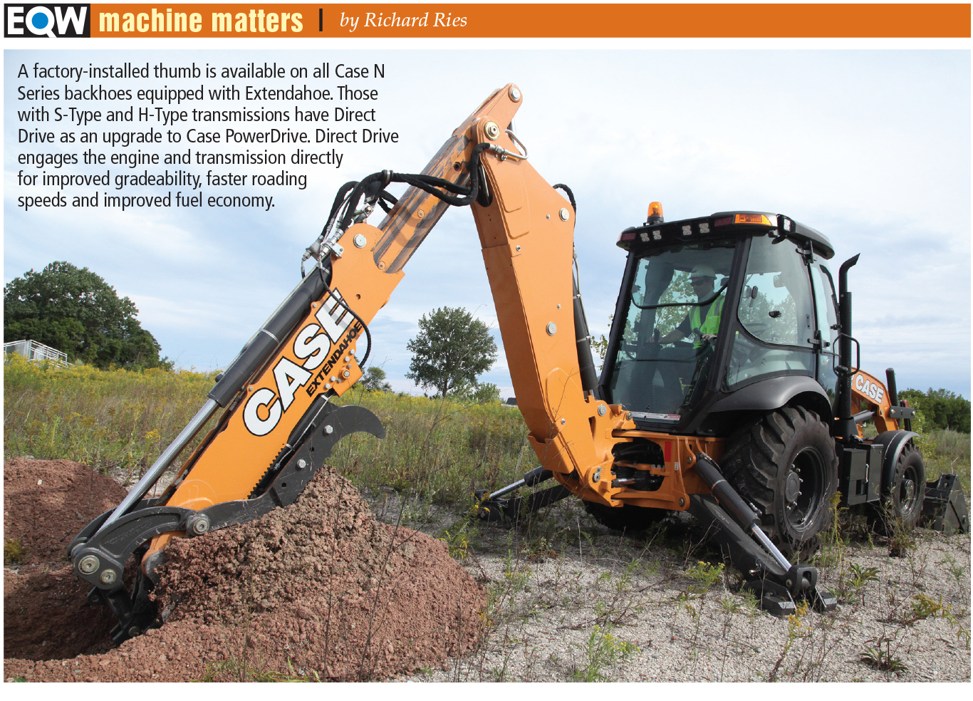 Backhoe bounce-back? OEMs declare rebound underway with improved features