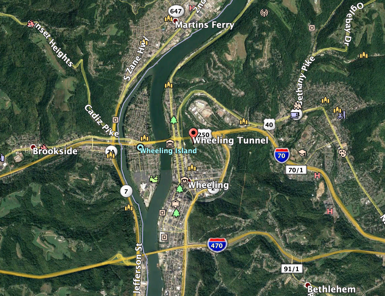 WVDOT taps Swank Construction to rehab or replace 24 bridges on I-70